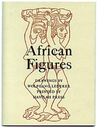 Cover Photo of African Figures